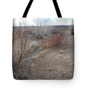The Mighty Santa Fe River Tote Bag
