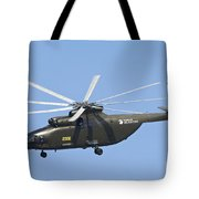 The Mil Mi-26 Cargo Helicopter Tote Bag