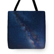 The Milky Way 2 Tote Bag by Jim Thompson