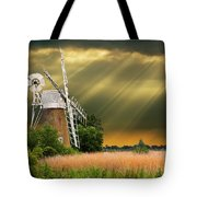 The Mill On The Marsh Tote Bag