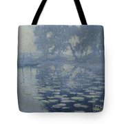 The Mill Pond Tote Bag