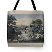 The Mill-stream Tote Bag