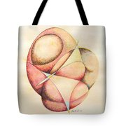 The Millenium Stone Tote Bag