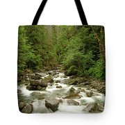 The Miller River  Tote Bag