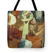The Millinery Shop Tote Bag