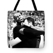 The Miracle At The Oracle 2 Tote Bag