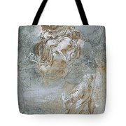 The Miracle Of The Sacred Belt Tote Bag
