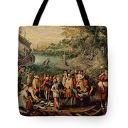 The Miraculous Draught Of Fishes Tote Bag