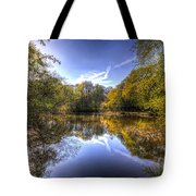 The Mirror Pond Tote Bag