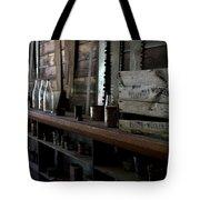 The Mishawaka Woolen Bar Tote Bag