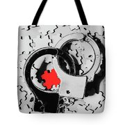 The Missing Puzzle Piece Tote Bag