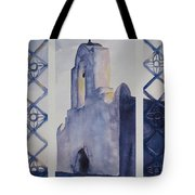 The Mission In Evening Shadow Tote Bag