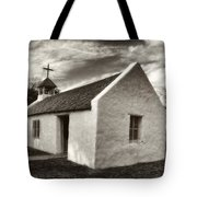 The Mission In Mission Tote Bag