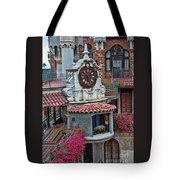 The Mission Inn Clock Tower Tote Bag