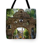 The Mission Inn Entrance Tote Bag