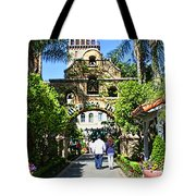 The Mission Inn Stage Coach Entrance Tote Bag
