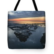 The Mississippi River Gulf Outlet Tote Bag