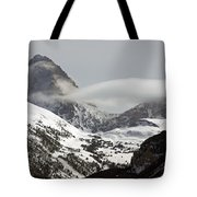 The Misty Grand Tote Bag