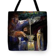 The Mixologist Tote Bag