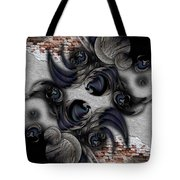 The Modern Projection Tote Bag