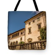 The Modest Dwelling Tote Bag