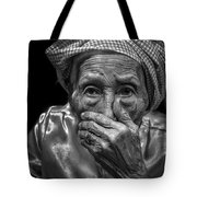 The Moment Is Full Of Surprise  Tote Bag