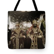The Monarchs Haile Selassie The First Tote Bag