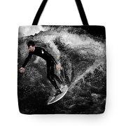 The Mono Sufer Tote Bag