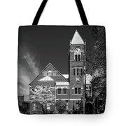 The Monongalia County Courthouse - Morgantown West Virginia Tote Bag