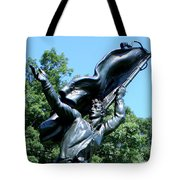 The Monument To The Soldiers And Sailors Of The Confederacy Tote Bag