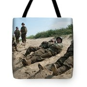 The Monuments Men Tote Bag