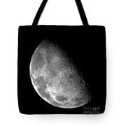 The Moon Tote Bag by Edward Fielding