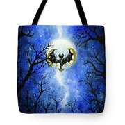 the moon of Lunala Tote Bag