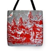 The Moonlit Woods Tote Bag