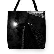 The Moon's Light Tote Bag