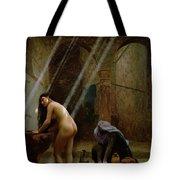 The Moorish Bath Tote Bag