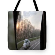 The Morning Commute II Tote Bag
