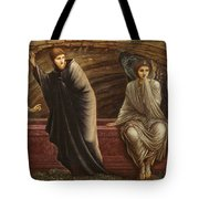 The Morning Of The Resurrection Tote Bag
