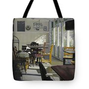 The Morning Paper Tote Bag