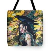 The Morrigan #2 Tote Bag