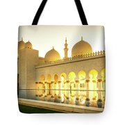The Mosque Tote Bag