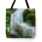The Mossy Mist Tote Bag