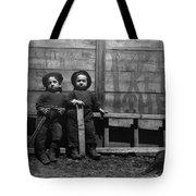 The Mott Street Boys Tote Bag