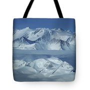 The Mount Vinson Massif 16, 059 Tote Bag