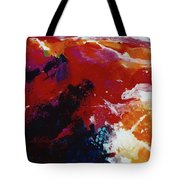 The Mountings Of The Sun Tote Bag