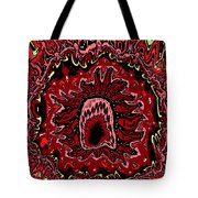 The Mouth Of Hell Tote Bag