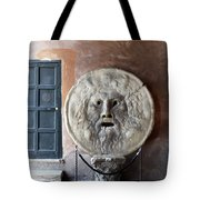 The Mouth Of Truth Tote Bag