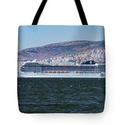 The Msc Poesia Tote Bag