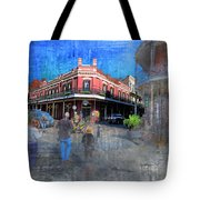 The Muriel's Of Jackson Square  Tote Bag