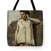 The Muse. History Tote Bag
